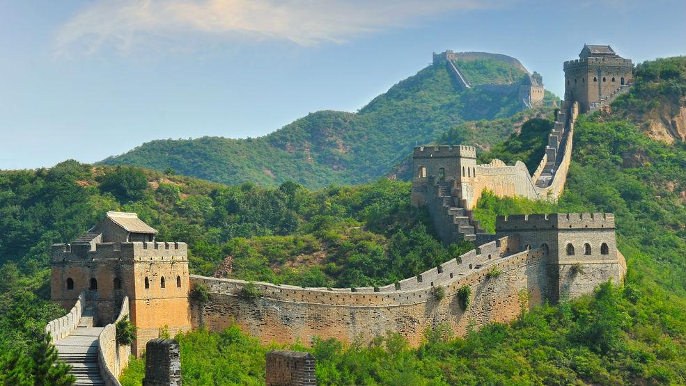 Wielki Mur Chiński znów otwarty dla turystów